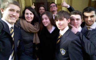Business@school: L'Istituto Massimo vince la finale della seconda fase