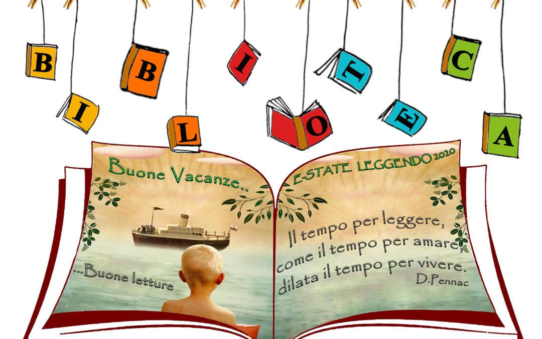 Qualunque sia il vostro viaggio…mettete un libro in valigia.
