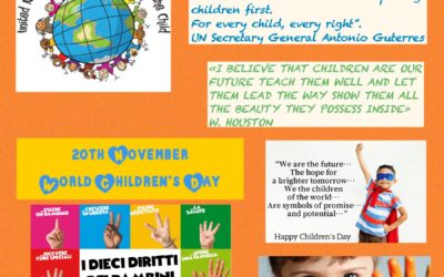 20 novembre 2020 – World Children's Day