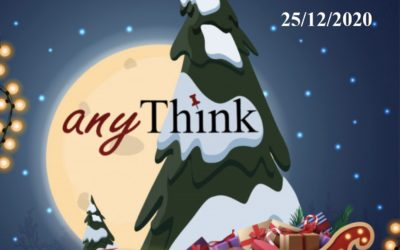 ITHINK -ANYTHINK – NUMERI DI NATALE