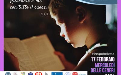 Messaggio per il Mercoledì delle Ceneri – Istituto Massimo, 17 febbraio 2021