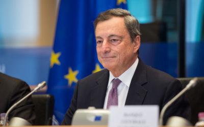 Mario Draghi racconta la sua esperienza al Massimo