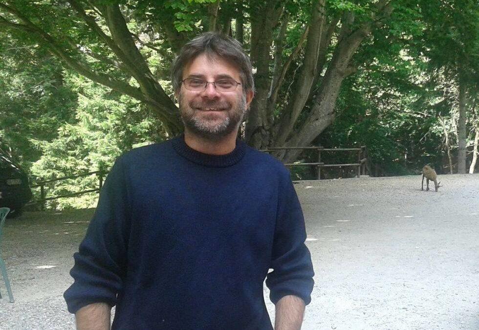 Padre Claudio Zonta S.J. ospite della trasmissione Anima latina