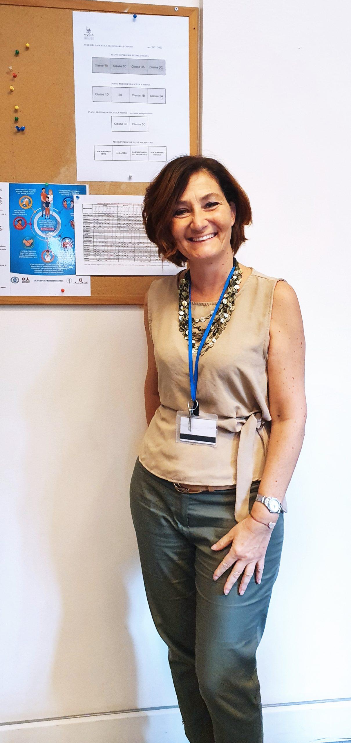 Prof. ssa Claudia Consoli